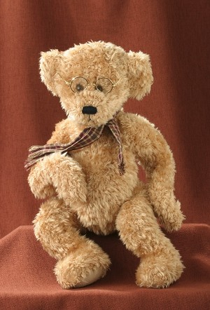 Heartfelt Plush Teddy Bear Albert 18 inches #C113