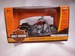 RC2 HARLEY DAVIDSON 2004 1:18 Scale Red SOFT TAIL DEUCE