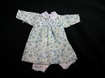 Heidi Ott Dollhouse Miniature 1:12 Scale Girl Child's Clothes Outfit #XZ943
